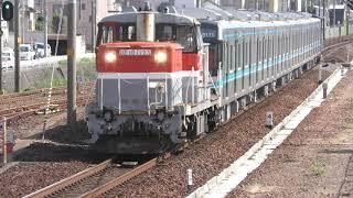 鶴舞線N3000形(3111H)甲種輸送