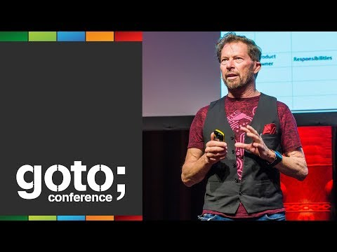 GOTO 2017 • From Heart of Agile to Guest Leadership • Alistair Cockburn