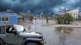 Hurricane Hanna 2020 Flooded Corpus Christi... YouTube Videos