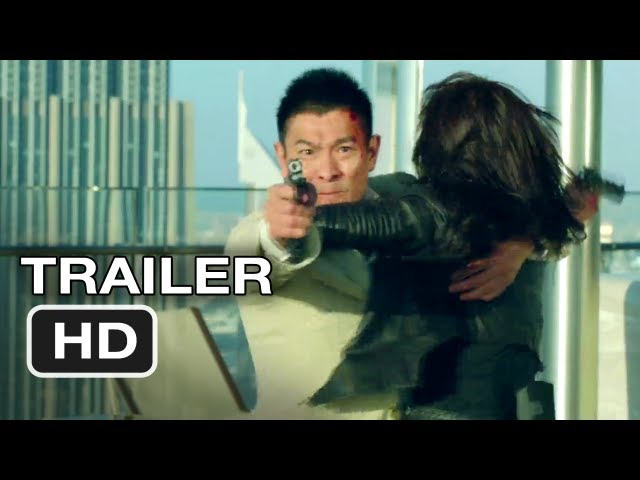 Switch Official International Trailer #1 (2012) - Andy Lau Action Movie HD Travel Video