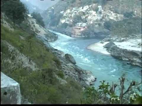 River of Life2. Ganga Sangam