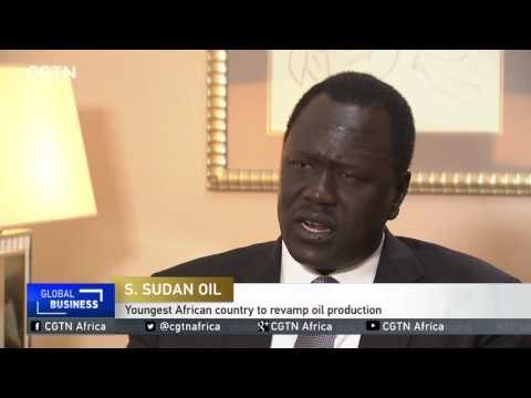 Interview: Ezekiel Lol Gatkuoth, S.Sudan Minister of Petroleum on regulating oil production