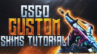 2018 CSGO New Custom Skins Using Skinchanger Tutorial! Fix Errors & Crashes! +  Skyboxes *UPDATED*