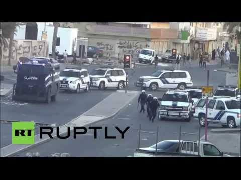 Bahrain: Police use force to break up protest for dead detainee