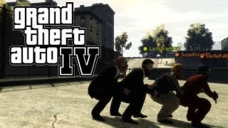 GTA IV TOGETHER #001: Kulturschock in Liberty City [LET