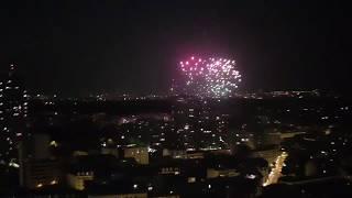 Live : Feu d'artifice du 14 juillet 2018 Tour Eiffel Paris  & Puteaux | Bastille Day Fireworks