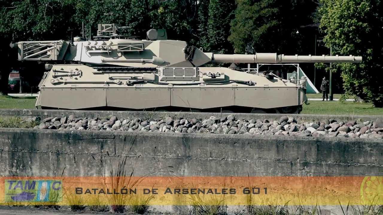 Resultado de imagen para Defensa avanza en la modernización de los tanques argentinos