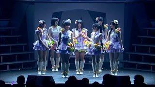 AKB48 12th Generation - Iwata Karen, Muto Tomu, Tano Yuka, Takahashi Juri, Hirata Rina, Omori Miyu, Sasaki Yukari.
