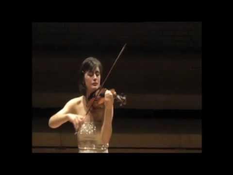 Sophie Rosa plays Sibelius Nocturne opus 51 no.3 violin and piano
