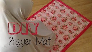 DIY│Prayer Mat│Beach Towel│Picnic Blanket