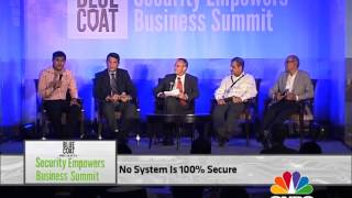 Security Empowers Business Summit - CNBC India Part 3 of 3