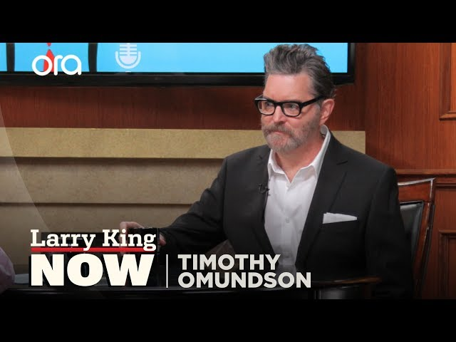 Timothy Omundson On Recovering From A Massive Stroke, 'Psych' Return, & Future Roles