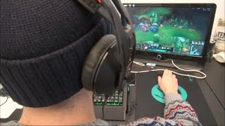 Jeux vidéo: ils apprennent à devenir des joueurs professionnels