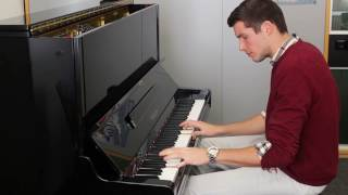 Calvin Harris - My Way Piano Cover