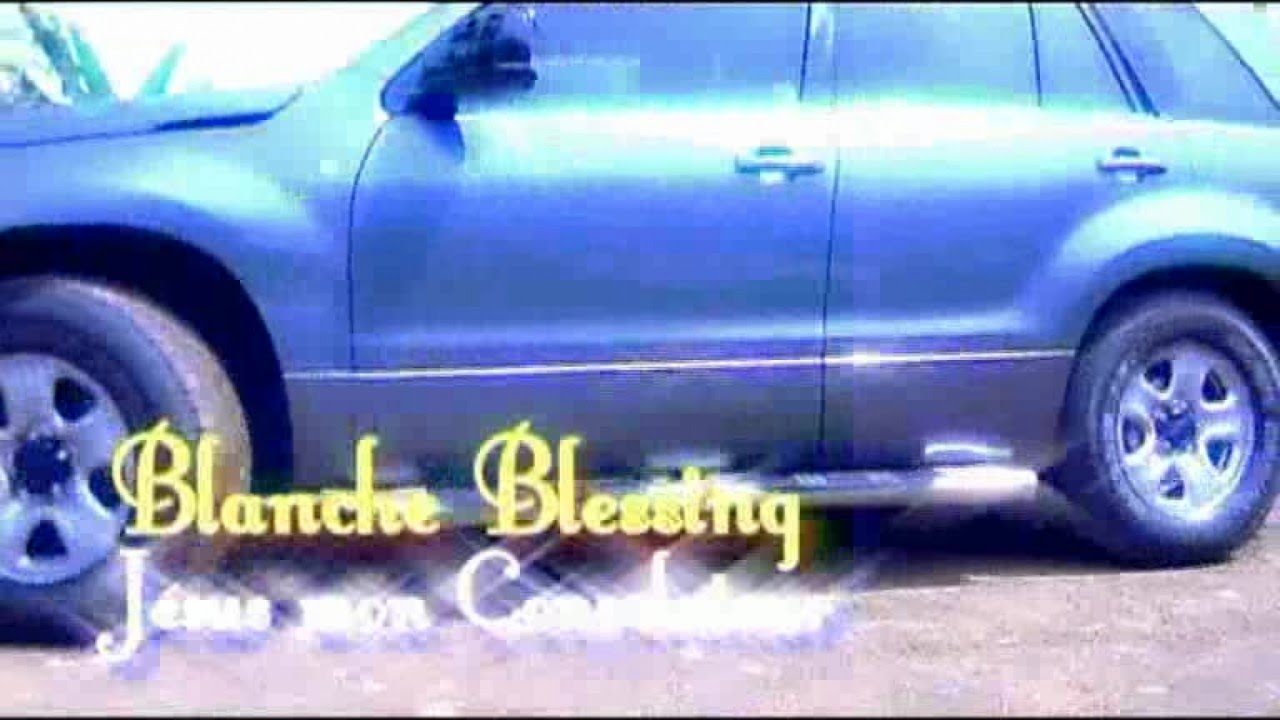 Blanche Blessing Jesus Mon Consolateur Youtube