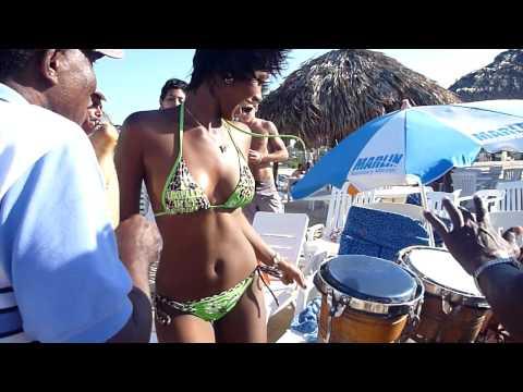 Cuban Beach Shakedown