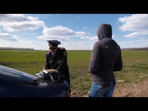 Рейд участковых уполномоченных полиции