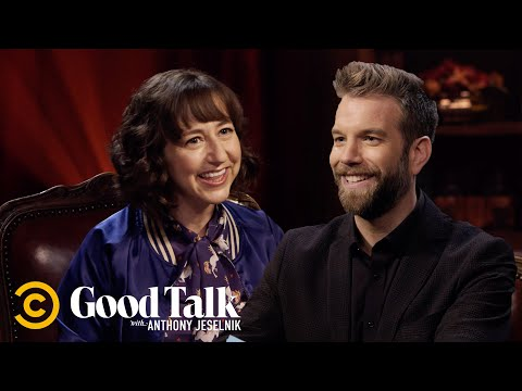 How Kristen Schaal Learned to Talk to Her Baby - Good Talk with Anthony Jeselnik