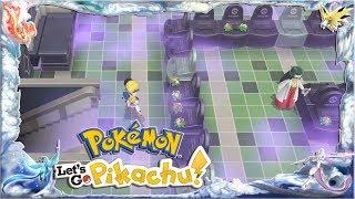 Lavandia #17 ⚡Let's Go Pikachu! | Let's Play Pokémon Nintendo Switch