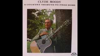 Clyde Moody -  I Talk To Myself About You
