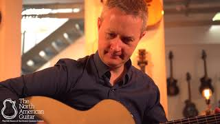 Strahm Guitars EROS Acoustic Guitar Played By Stuart Ryan (Part Two)