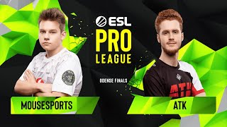 CS:GO - mousesports vs. ATK [Vertigo] Map 1 - Group B - ESL Pro League Season 10 Finals