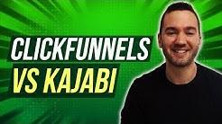 ClickFunnels Vs Kajabi ? New Kajabi Vs ClickFunnels