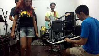 Café Amora -  Hey Baby! (No Doubt cover)