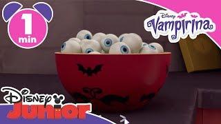 Vampirina Vi-Chat - La ricetta dei dolcetti artigliosi - Episodio 08