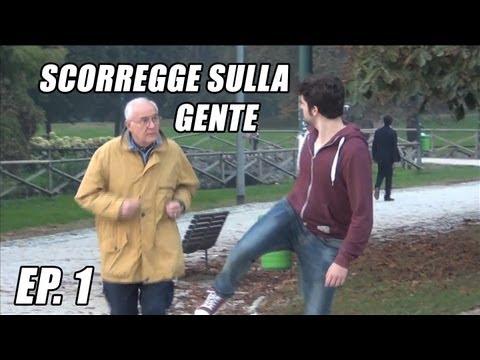 SCORREGGE SULLA GENTE: AL PARCO  [FRANK MATANO]
