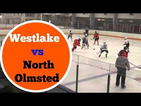 Westlake vs North Olmsted- Hockey
