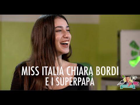 Intervista a Miss Italia Chiara Bordi e ai Superpapà | T'InterVisco