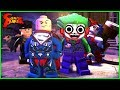 Lego DC Villains PRE-RELEASE Walkthrough Let's Play with Combo Panda
