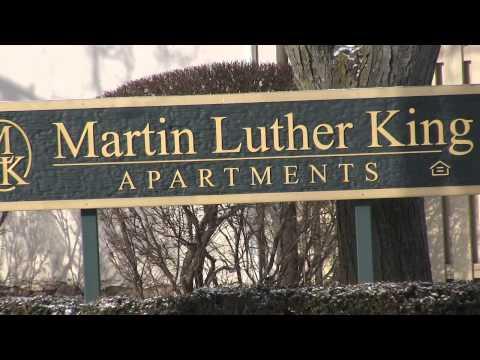 MrSan44Man @ Martin Luther King Apartments (Detroit Raw)