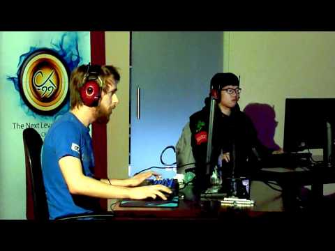 Heat Charity Berlin - Starcraft 2 Tournament TLO vs ReaL @ CK-99