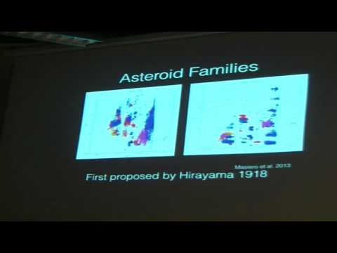 Asteroid Families