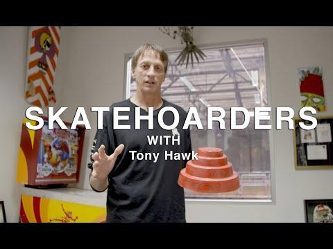 SkateHoarders: Tony Hawk