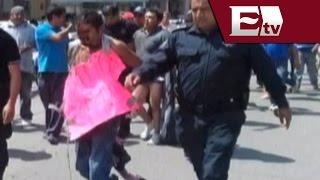Muere delincuente tras ser linchado por habitantes del Valle del Mezquital, Hidalgo / Todo México