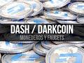 Monedero de DASH o Darkcoin y como conseguirlo con faucets