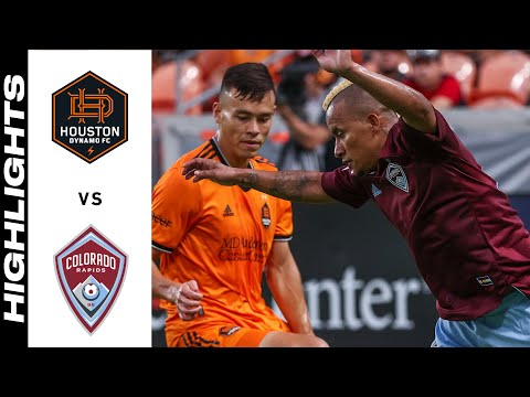 Houston Colorado Goals And Highlights
