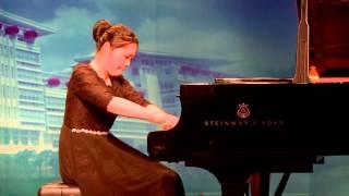 01 Granados Allegro de Concierto Xu Zhengying