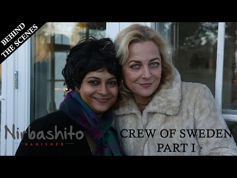 Crew of Sweden_Part 1 | Churni Ganguly | Raima Sen | Saswata Chatterjee | Kaushik Ganguly | 2014
