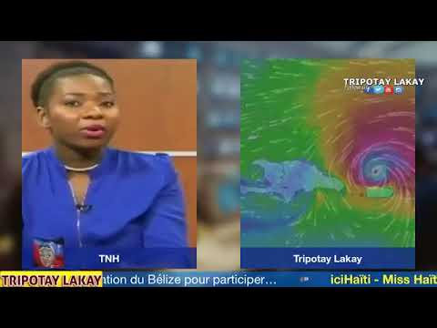 Haiti   Hurricane Irma Live coverage  7 Sept 2017