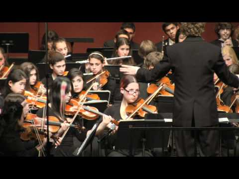 The 2010  Westchester County Area All-State Music Festival Concert