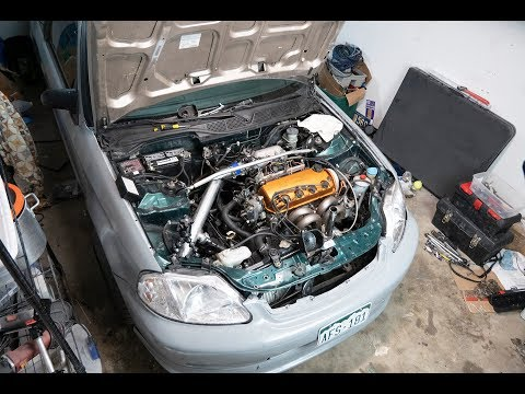 My Turbo D16 Civic Keeps Stalling - Finally Have A Diagnosis!