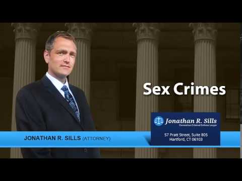 Different degrees of sex crimes