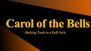 Carol of the Bells Backing Track