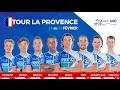 Compo de l'équipe FDJ pour le Tour de La Provence