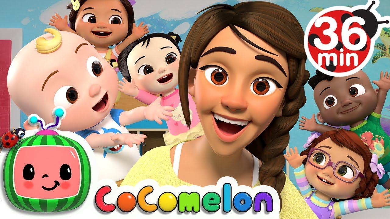 Teacher Song More Nursery Rhymes Kids Songs Cocomelon