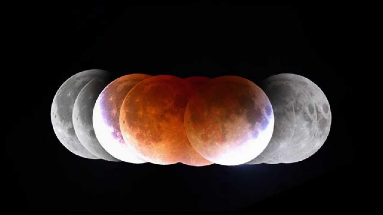 Total Lunar Eclipse April 15th 2014